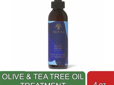 OLIVE & TEA TREE OIL TREATMENT (4 OZ)