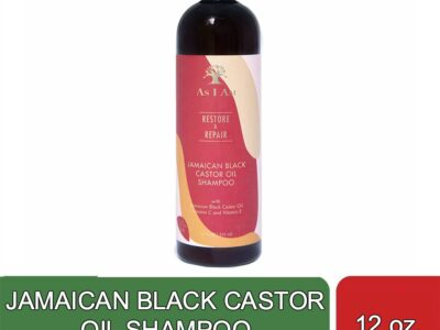 JAMAICAN BLACK CASTOR OIL SHAMPOO (12 oz)