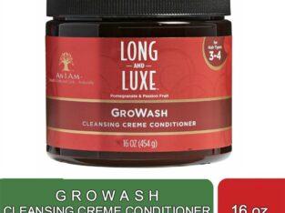 GROWASH CLEANSING CREME CONDITIONER (16 OZ)