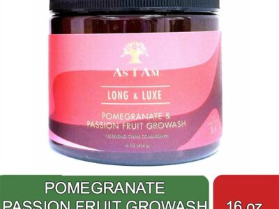 POMEGRANATE PASSION FRUIT GROWASH (16 oz)