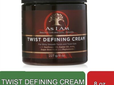 TWIST DEFINING CREAM (8 oz)