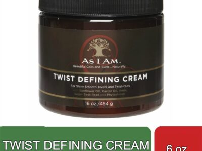 TWIST DEFINING CREAM by As I Am (6 oz)