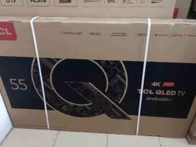 NEW TCL 50 INCH DIGITAL SATELLITE LED TV