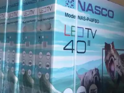 "LATEST NASCO 40"" Fully HD DIGITAL & SATELLITE TV"