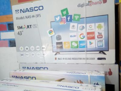 Nasco 43′′ Digital Satellite Uhd Android Smart 4k