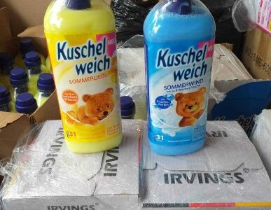 Fabric softeners/Afterwash