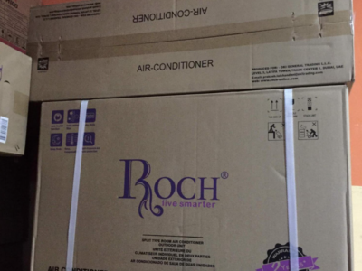 AWESOME ROCH 1.5 HP SPLIT AIR CONDITIONER