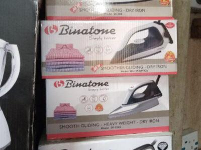 Binatone Dry iron