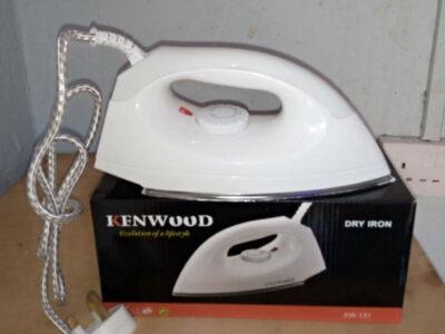 kenwood dry iron kw-131