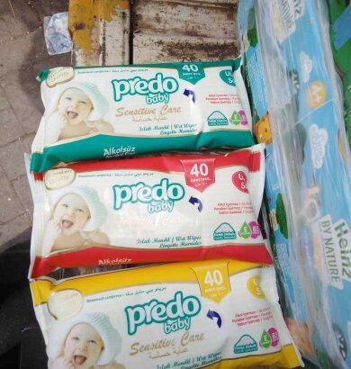 Pure Baby Wet Wipes for Sale