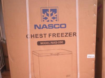 POWERFUL Nasco 142 ltr Chest Freezer {Nas-200}