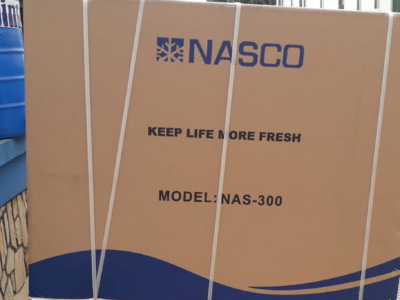 Powerful Nasco 260 litre Chest Freezer.(NAS-300)