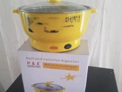 Multi Functional Cooking Pot Grill