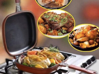 Manual Grill pan