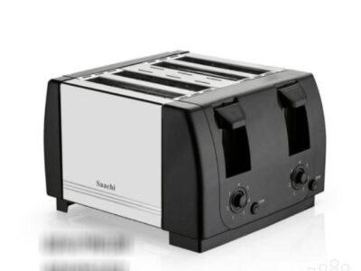 Saachi  4 slices Toast