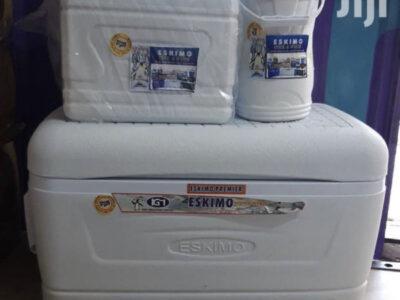 Eskimo ice chest