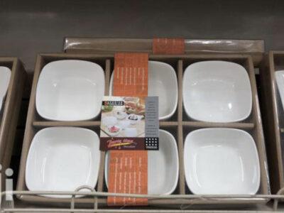Snack Bowl Superior Porcelain