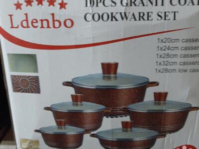 Ldenbo cookware