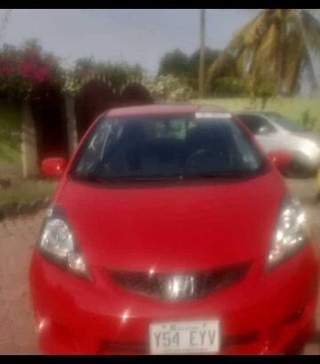 Honda Fit for Sale in Ghana