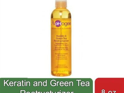Keratin and Green Tea Restructurizer (8 oz.)