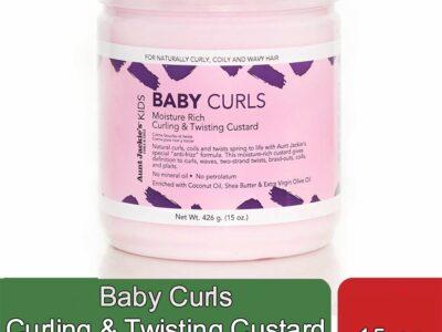 Baby Curls Curling & Twisting Custard (15 oz)