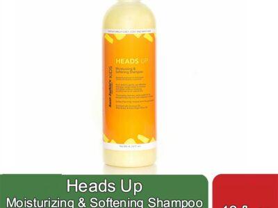 Heads Up Moisturizing & Softening Shampoo