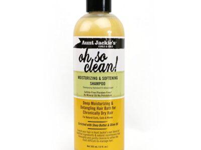 Oh so clean! Moisturizing & Softening Shampoo