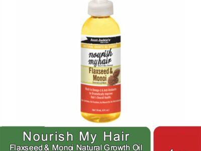 Nourish My Hair Flaxseed & Monoi Natural Growth