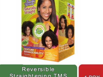 Reversible Straightening TMS