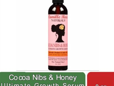 Cocoa Nibs & Honey Ultimate Growth Serum (8 oz)