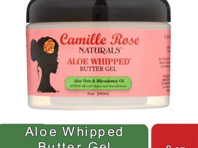 Aloe Whipped Butter Gel (8 oz)