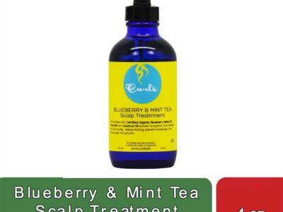 Blueberry & Mint Tea Scalp Treatment (4 oz)