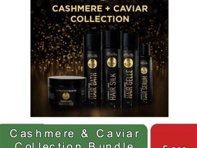 Cashmere & Caviar Collection Bundle (5 pcs)