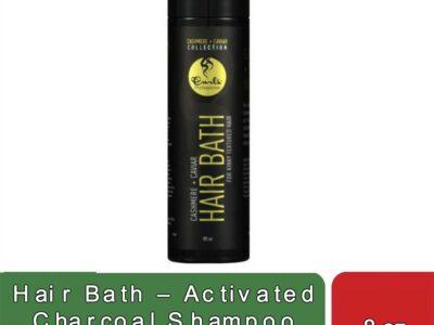 Hair Bath – Activated Charcoal Shampoo (8 oz)