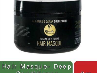Hair Masque- Deep Conditioner (8 oz)