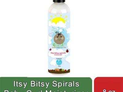 Itsy Bitsy Spirals Baby Curl Moisturizer