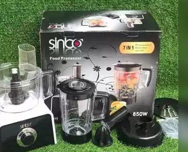 Sinbo 7in1 food processor