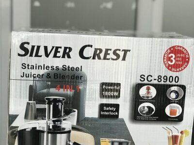Silver Crest 4in1 food processor