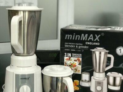 Min max 3in1 blender