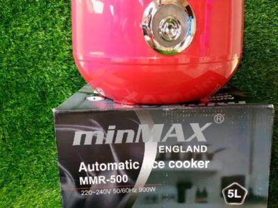 min Max rice cooker