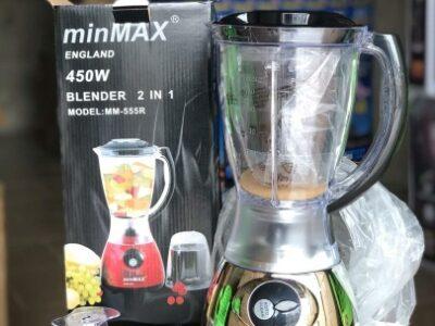 min Max 2in1 blender