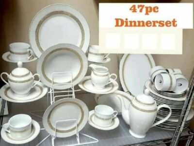 47pcs dinner sets
