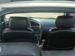 KIA SPECTRA 2002.SLIGTHLY USED WITH GOOD ENGINE. IN PERFECT CONDITION  NO HIDDEN FAULT,AC WORKING P