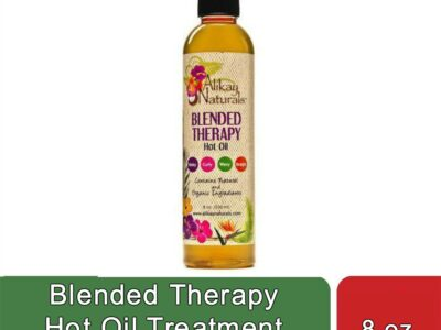 Blended Therapy Hot Oil Treatment (8 oz)