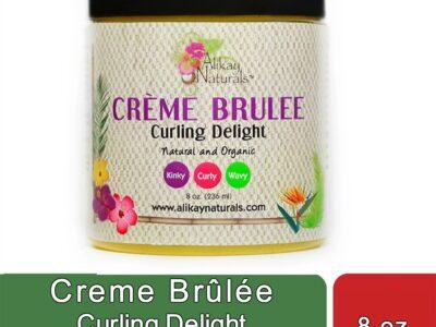 Creme Brûlée Curling Delight (8 oz)