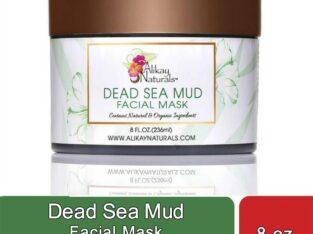 Dead Sea Mud Facial Mask (8 oz)