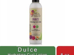 Dulce Hydrating Curl Lotion (8 oz)