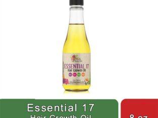 Essential 17 Hair Growth Oil (8 oz)