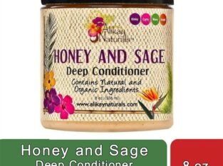 Honey and Sage Deep Conditioner (8 oz)