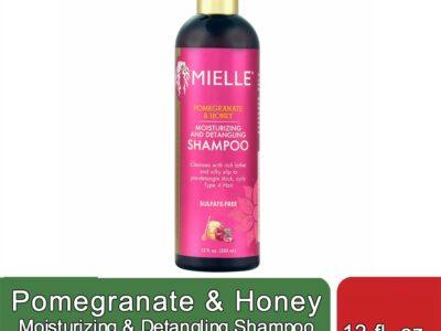 Pomegranate & Honey Moisturizing & Shampoo